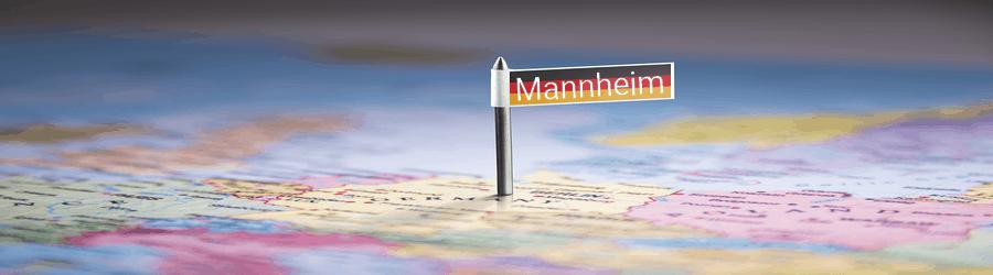 Mannheim einwohner 2019