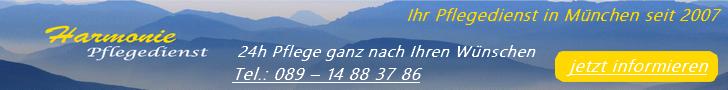 Harmonie Pflegedienst München