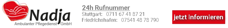 Pflegedienst Nadja Stuttgart