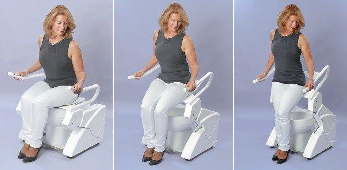 Attris Toiletten Aufstehhilfe