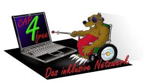 Cap4Free - Das virtuelle und inklusive Netzwerk